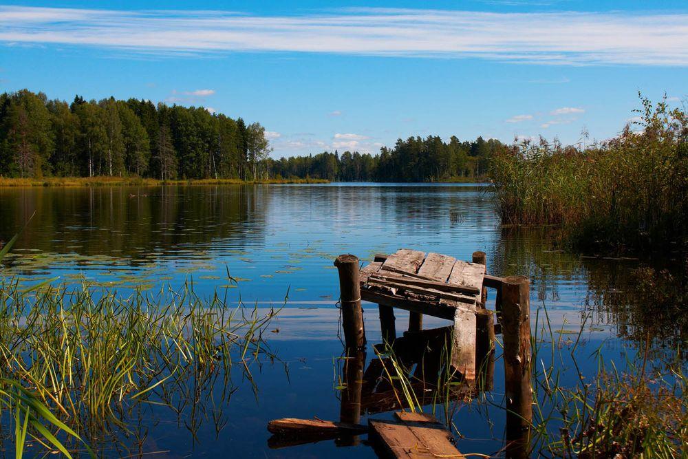 Речки для рыбалки